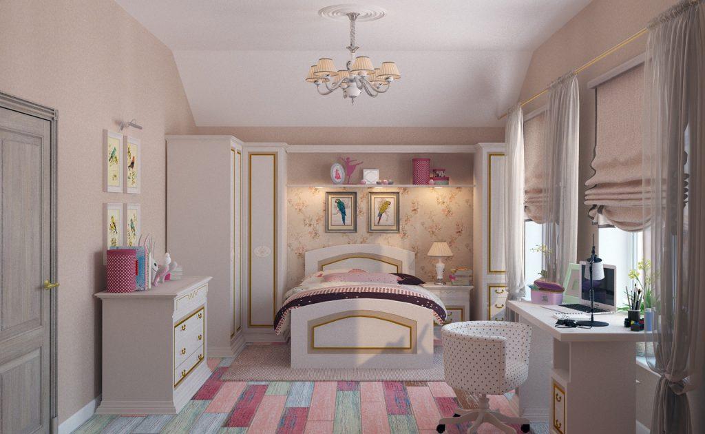 almacenaje dormitorio infantil